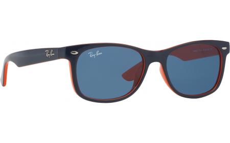 a0c15d771a9b9 Ray-Ban Junior RJ9052S 178 80 48 óculos de sol - frete grátis ...