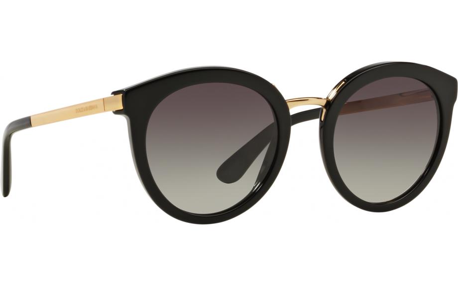 d5032f721d6af Dolce   Gabbana DG4268 501   8G 52 Óculos de Sol - frete grátis ...