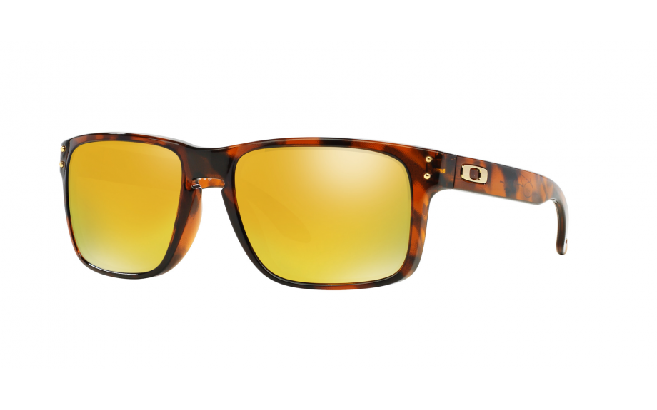 cd358199d9eed Oakley Shaun White Gold Series Holbrook Brown Tortoise OO9102-34 - Frete  Grátis