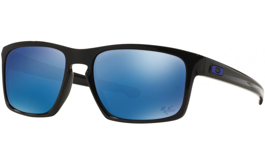 13e86d895 Oakley Sliver Moto Coleção GP Preto Polido OO9262-28 - Frete Grátis |  Estação de sombra