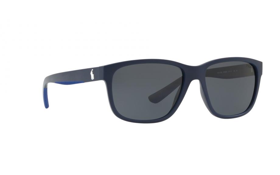 ba2940847 Polo Ralph Lauren PH4142 573387 57 Óculos de Sol - Frete Grátis | Estação  Shade