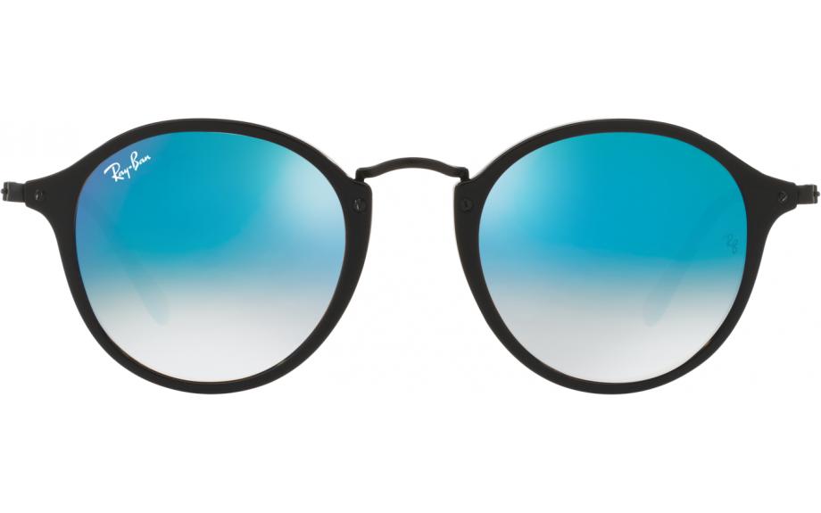 91855ed309804 Ray-Ban Round Fleck RB2447 901   4O 49 Óculos de Sol - Envio Grátis    Estação de sombra