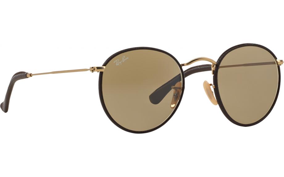 Ray-Ban Round Craft RB3475Q 112 53 50 Óculos de Sol - Envio Grátis    Estação de sombra 66dc6d2521