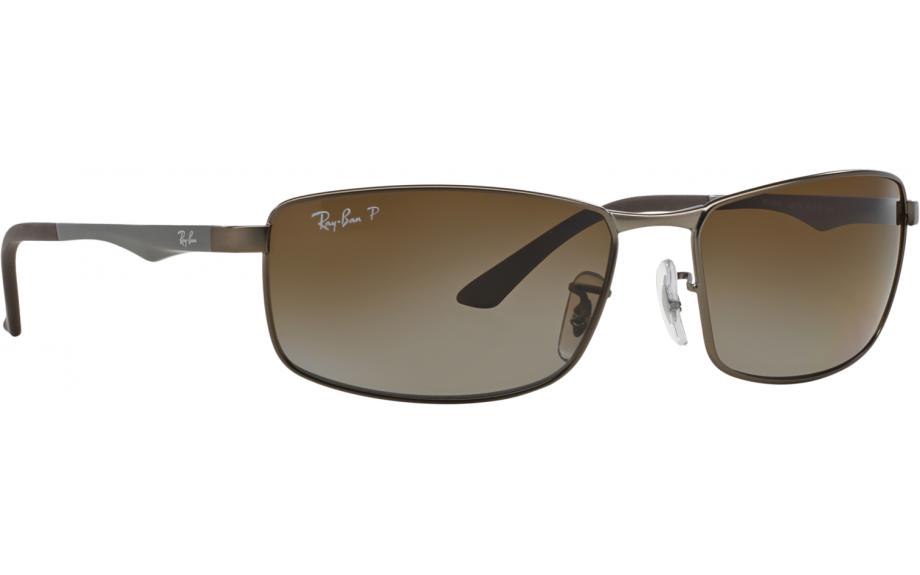 Ray-Ban RB3498 029   T5 64 Óculos de Sol - Frete Grátis   Estação de sombra 1f2ec29cf9