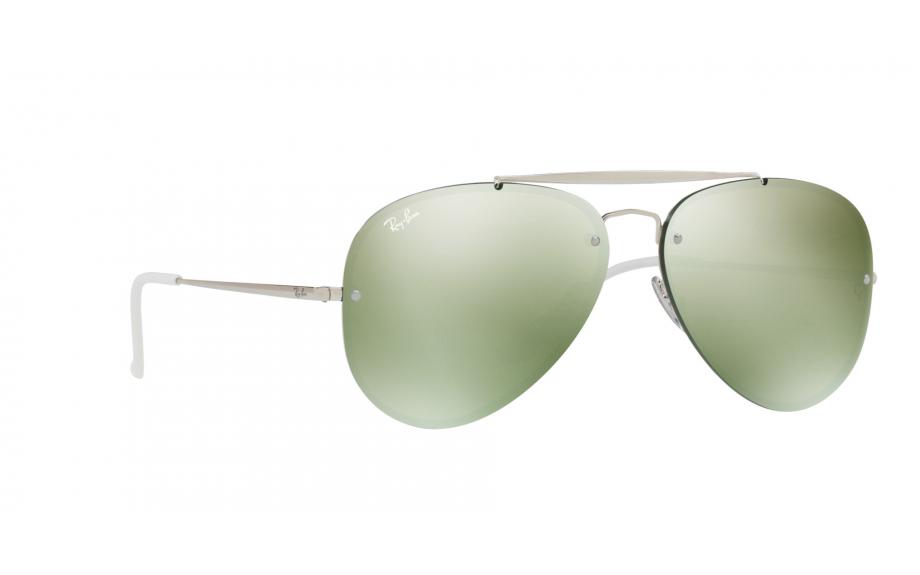 bf2eabcc6f7cc Ray-Ban Blaze Aviator RB3584N 905130 58 óculos de sol - frete grátis ...