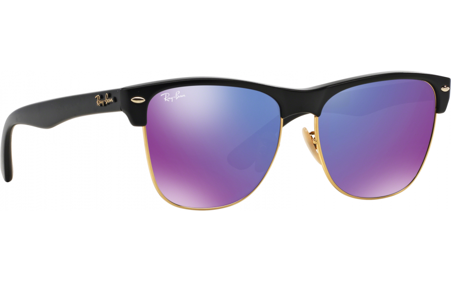 Ray-Ban Clubmaster Oversized RB4175 877   1M 57 Óculos de sol - frete  grátis   Shade Station 57f06cd766