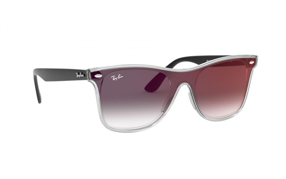 fb8d1d15d Ray-Ban Blaze Wayfarer RB4440N 6355U0 41 óculos de sol - frete grátis |  Estação Shade