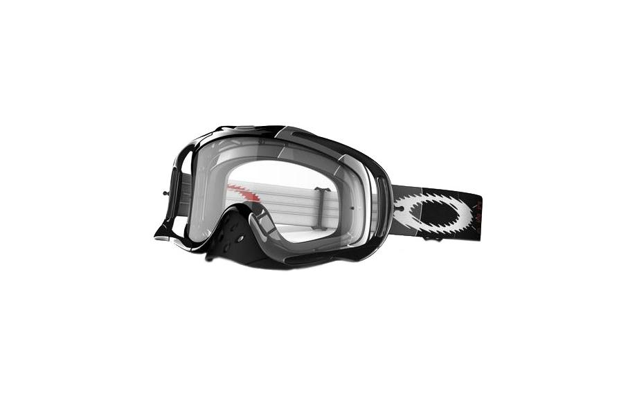 0c4c79f1a Oakley MX Ryan Villopoto Assinatura Series Crowbar Motocross 57-637 Goggles  - frete grátis | Shade Station