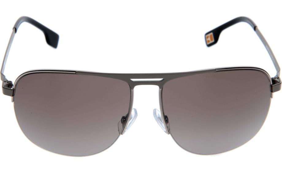 c601e84aa Hugo Boss Laranja BO 0065 / S DGL S9 Óculos de Sol - Envio Grátis ...