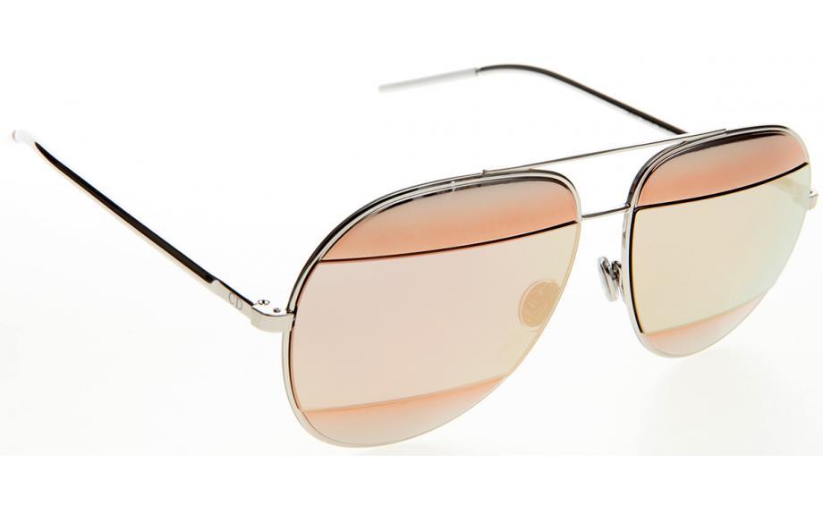 Dior Split 1 2K4 OJ 59 Óculos de Sol - Envio Gratuito   Estação de sombra 112d37ebaa