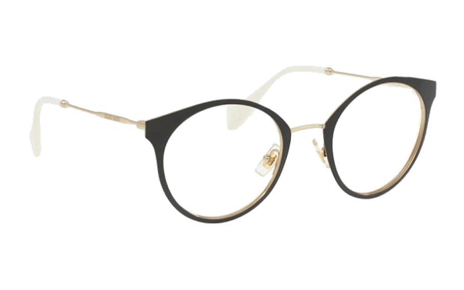 49fe2548eef4a Miu Miu MU51PV 1AB1O1 50 Óculos - Frete Grátis