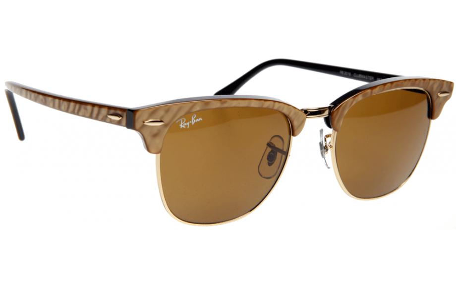 bb3bb1d706 Ray-Ban Clubmaster RB3016 987 49 Óculos de Sol - Envio Grátis ...