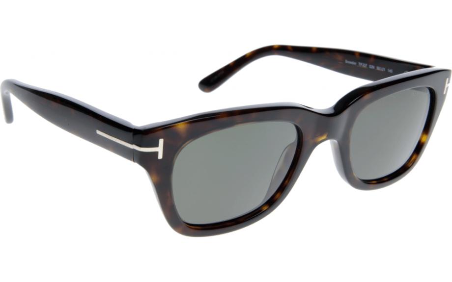 12f28816d16e7 Tom Ford Snowdon FT0237   S 52N 52 Óculos de Sol - Frete Grátis ...
