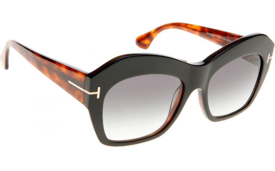 Tom Ford Emmanuelle FT0534   S 05B 54 óculos de sol - frete grátis   Shade  Station 8ad3702c2c