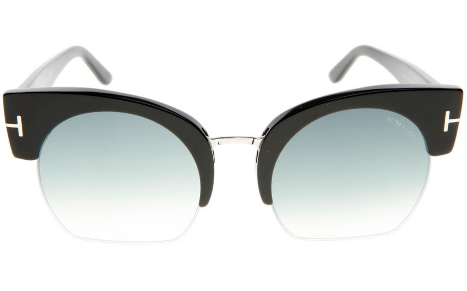 87c46cd3cd3a3 Tom Ford Savannah-02 FT0552   S 01W 55 óculos de sol - frete grátis ...