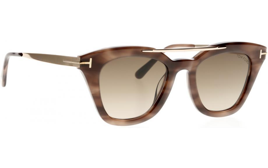 57fc2905281d7 Tom Ford Anna-02 FT0575   S 55K 49 óculos de sol - frete grátis ...