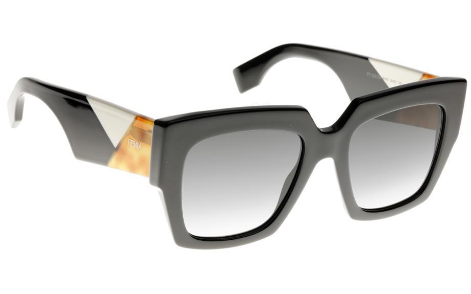 c479c916757 Fendi Facets FF0263   S 807 52 90 Óculos de sol - frete grátis ...