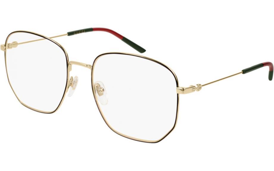 601ff9bc0ef Gucci GG0396O 001 56 Óculos - Frete Grátis