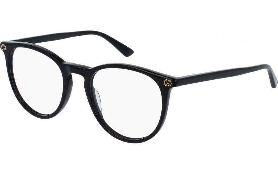 1f524e47437 Gucci GG0027OA 001 52 Óculos - Frete Grátis