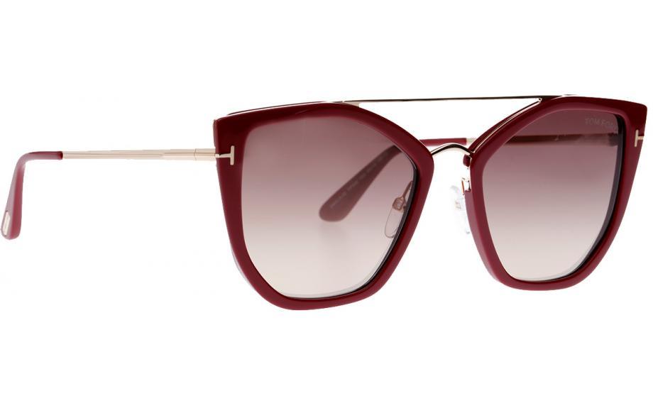 Tom Ford Dahlia-02 FT0648   S 75G 55 Óculos De Sol - Frete Grátis   Estação  Shade 9ee9ce3aba