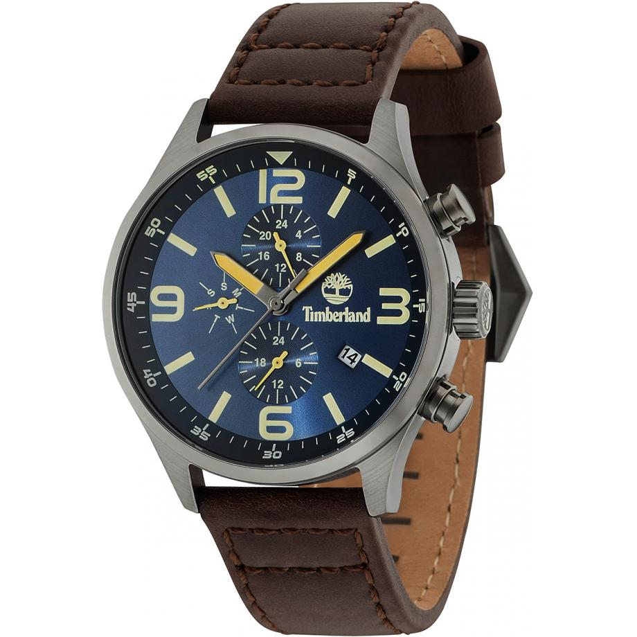 efc60b3b93c Rutherford 15266JSU   03 Timberland Watch - Frete Grátis