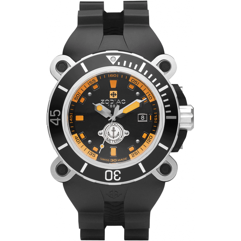 7db9e74d938 ZO8531 Zodiac Watch - Frete Grátis