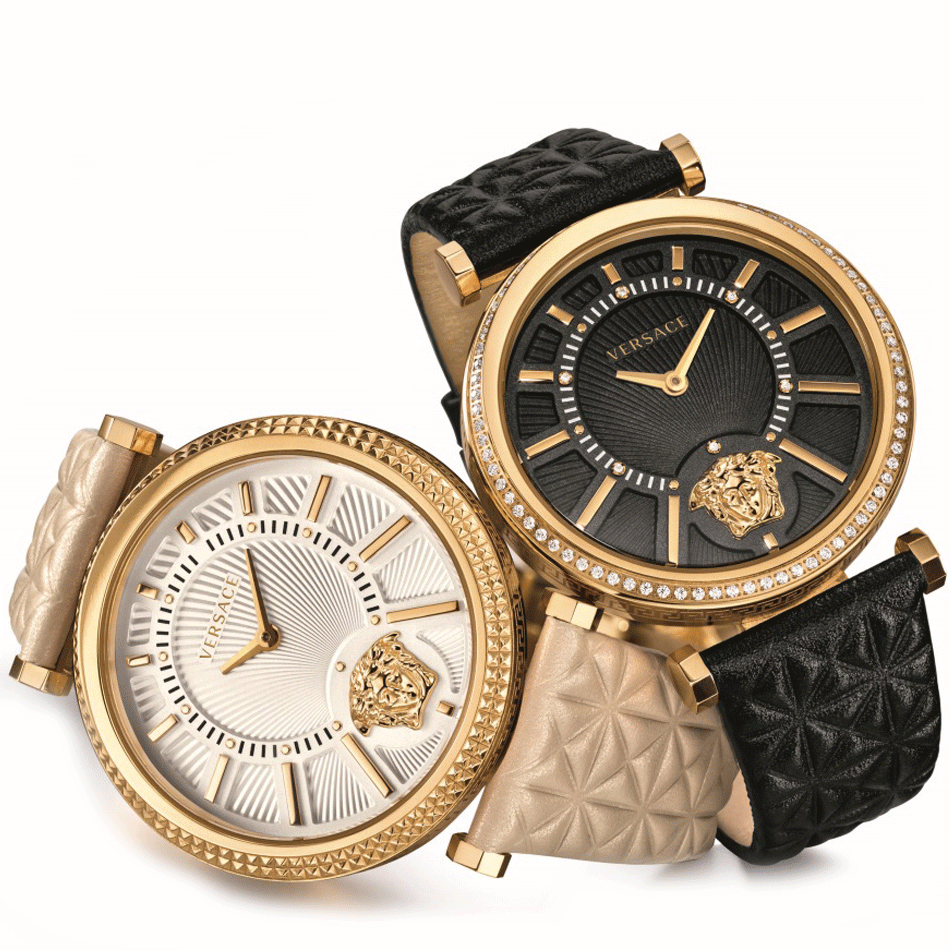 d5cb208d030 Women s Versace Watches Women s Versace watches are the perfect accessory  to spice up your outfit. Versatile from day to night
